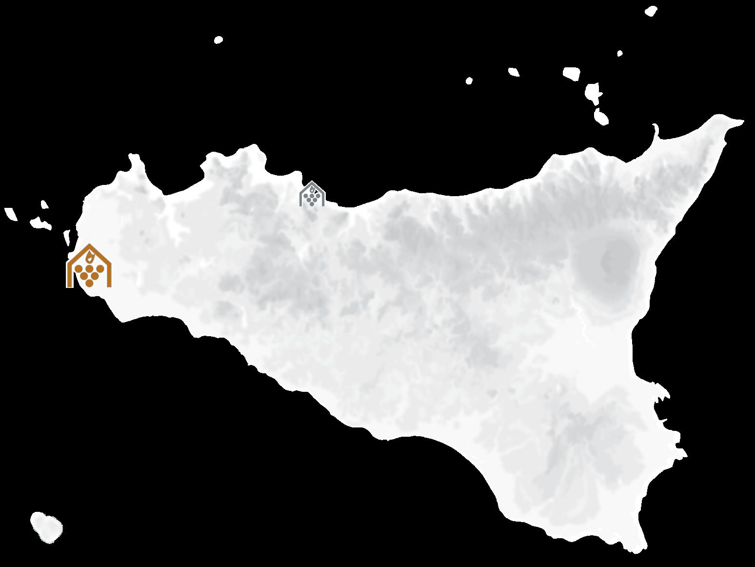 Mappa cantina