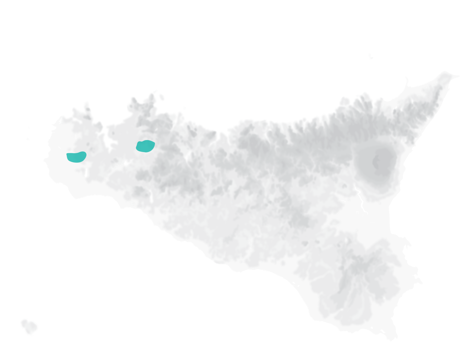 Mappa vitigni Grecanico