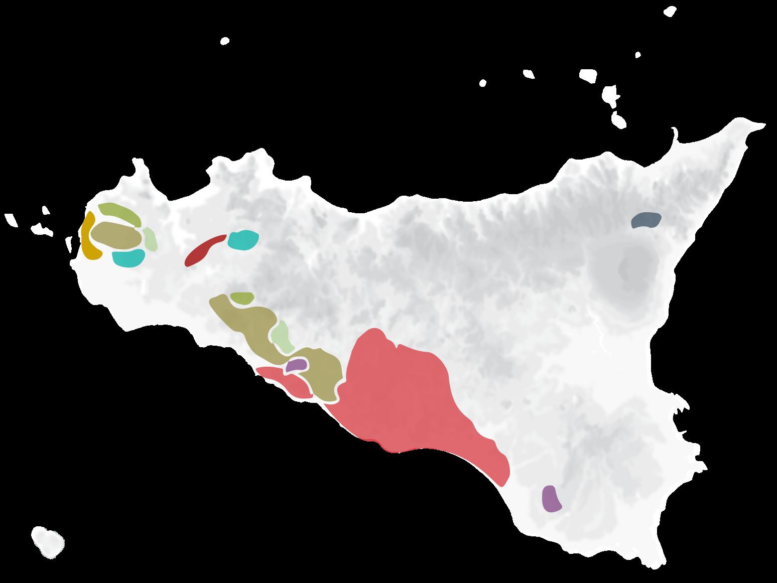 Mappa vitigni