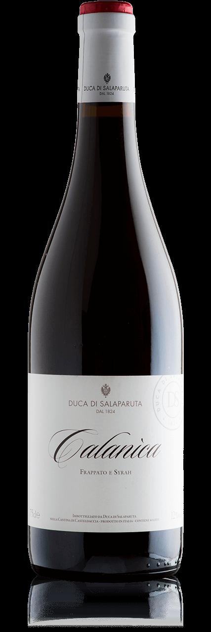 Bottiglia Vino Calanìca <span class='rimpi'>– Frappato e Syrah</span>