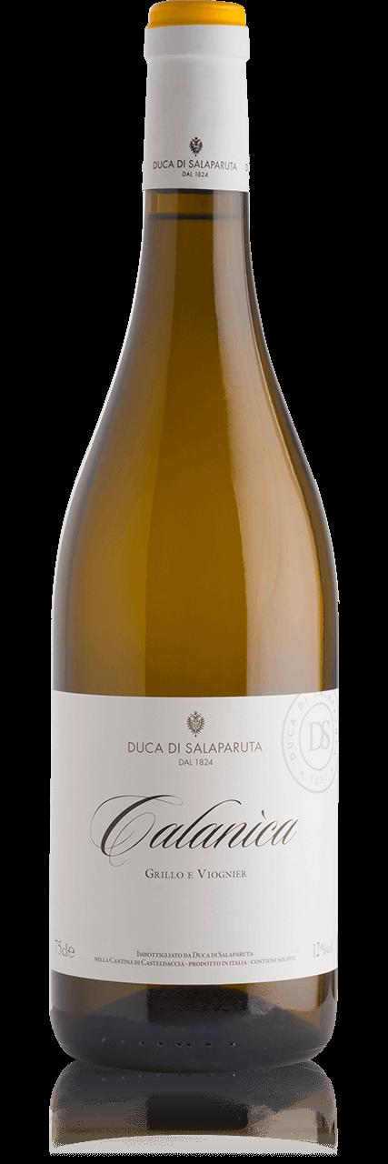 Bottiglia Vino Calanìca <span class='rimpi'>– Grillo e Viognier</span>