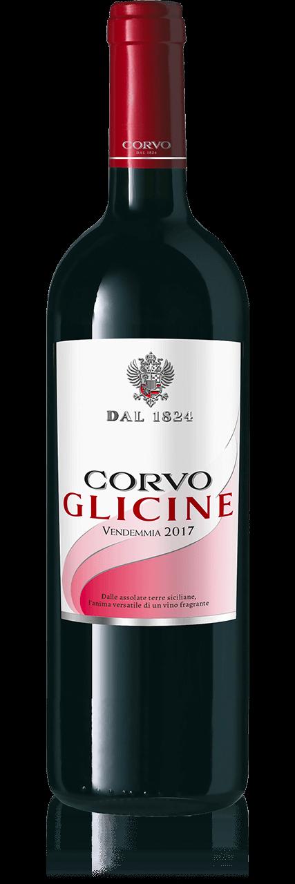 Bottiglia Vino Corvo Glicine <span class='rimpi'>Rosso</span>