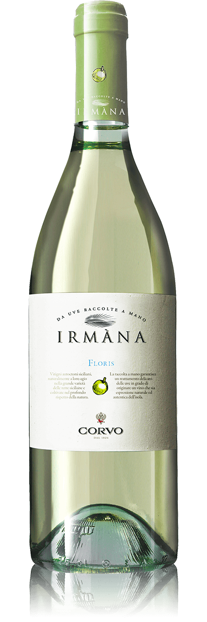 Bottiglia Vino Irmàna <span class='rimpi'>&#8211; Floris</span>