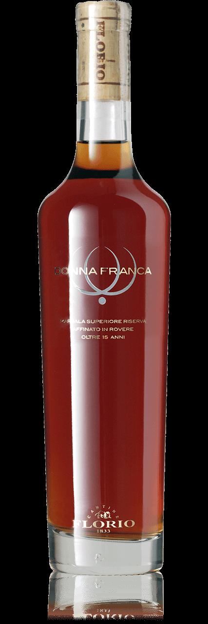 Bottiglia Vino Donna Franca