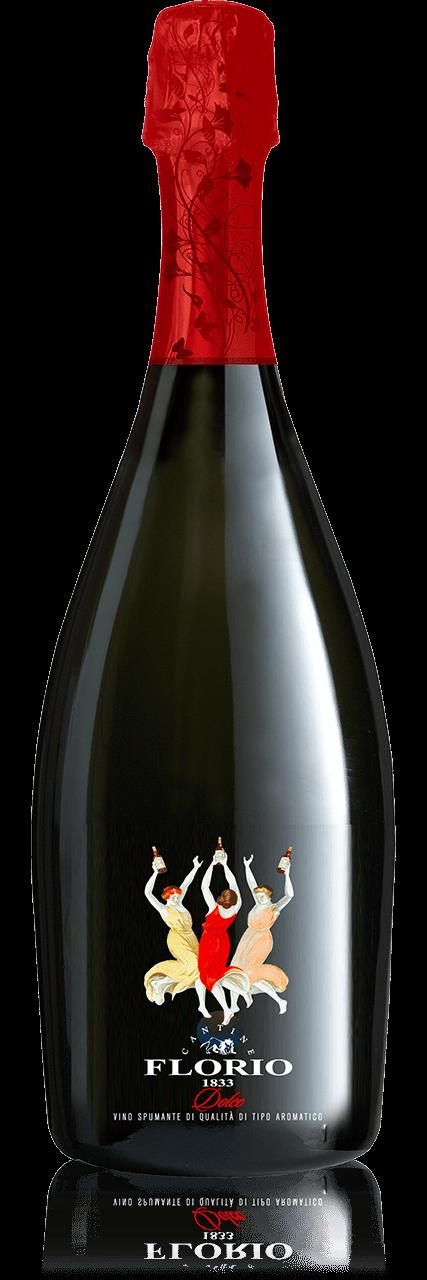 Bottiglia Vino Spumante Florio