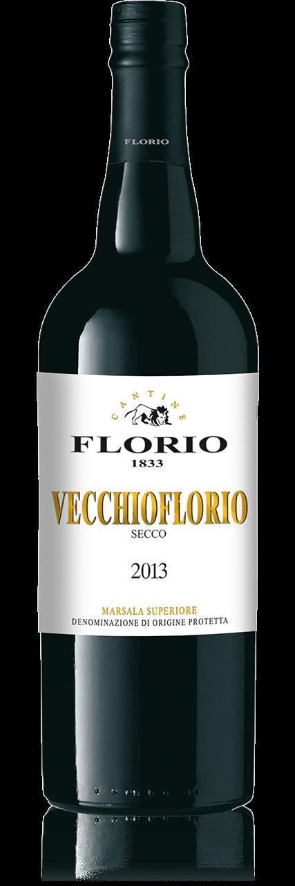 Bottiglia Vino VecchioFlorio <span class='rimpi'>– secco</span>