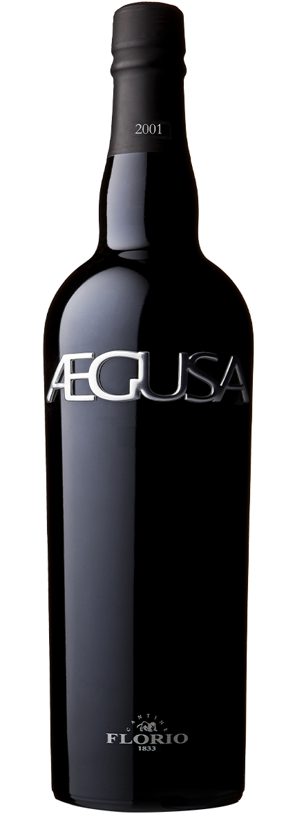 Bottiglia Vino Riserva Aegusa