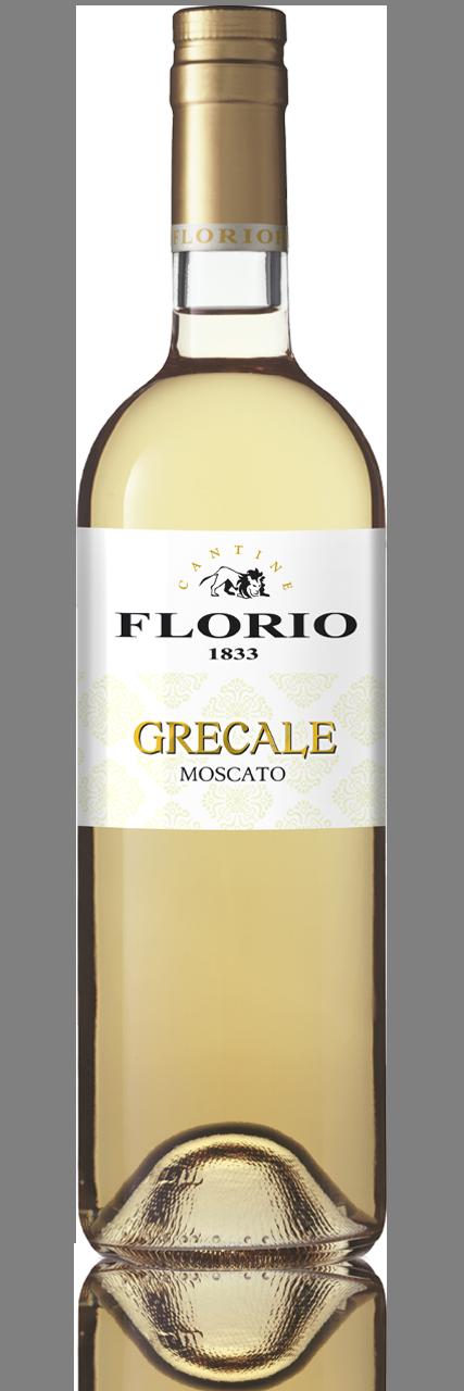 Bottiglia Vino Grecale