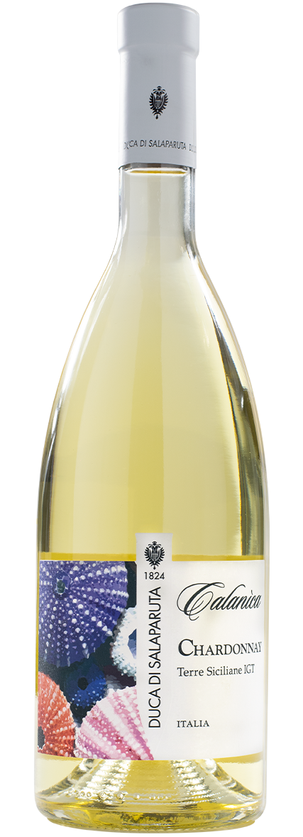 Bottiglia Vino Calanìca <span class='rimpi'>– Chardonnay</span>