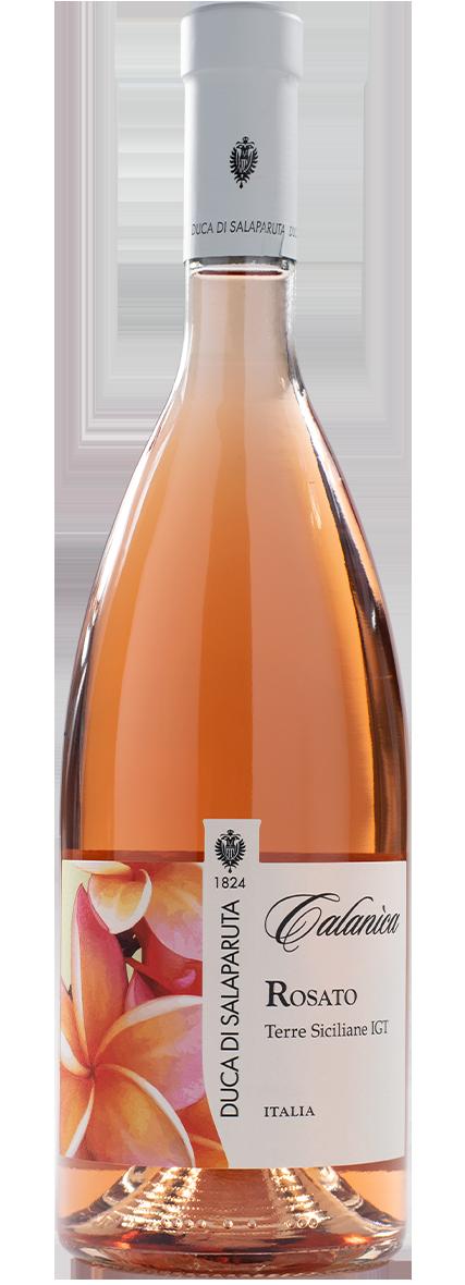 Bottiglia Vino Calanìca <span class='rimpi'>– Rosa</span>