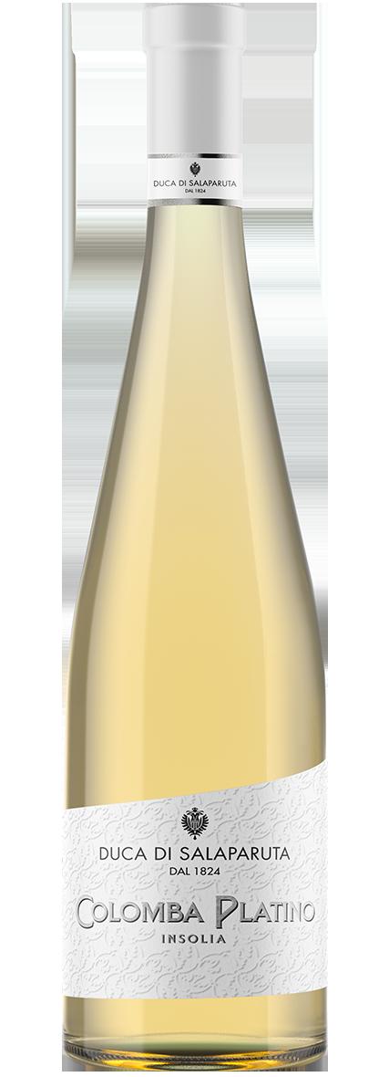 Bottiglia Vino Colomba Platino <span class='rimpi'>Insolia</span>