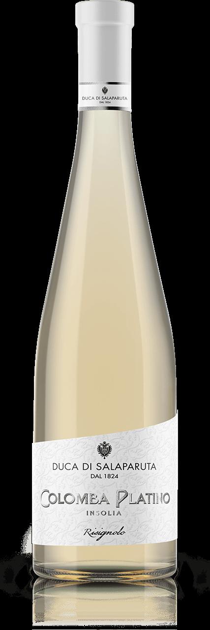 Bottiglia Vino Colomba Platino