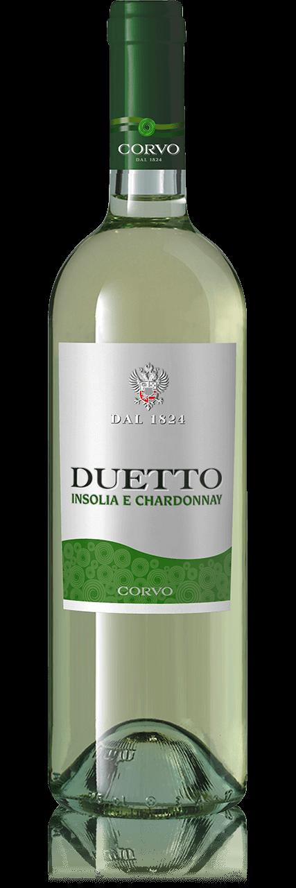 Corvo Duetto <span class='rimpi'>– Insolia e Chardonnay</span>