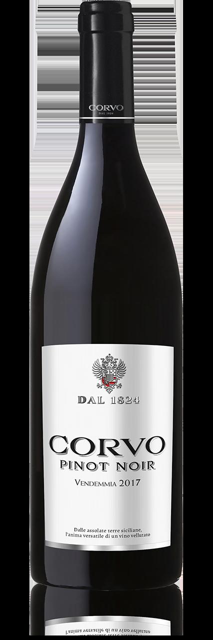 Bottiglia Vino Corvo Pinot Noir