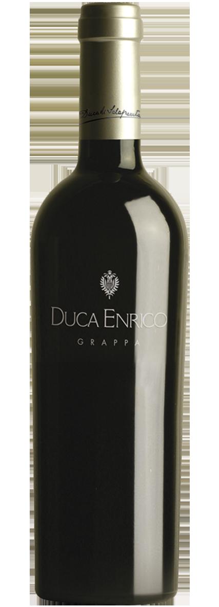 Bottiglia Vino Grappa Duca Enrico