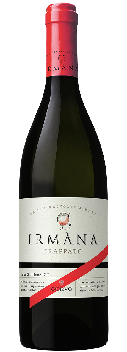 Bottiglia Vino Irmàna <span class='rimpi'>– Frappato</span>