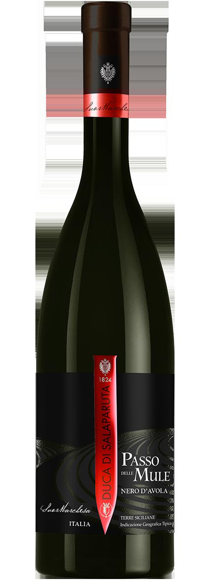 Bottiglia Vino Passo delle Mule