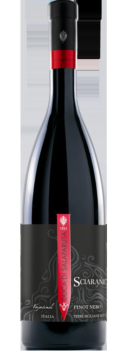 Bottiglia Vino Sciaranèra