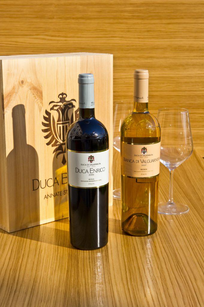 Duca Di Salaparuta Corvo And Florio As Seen On Wine