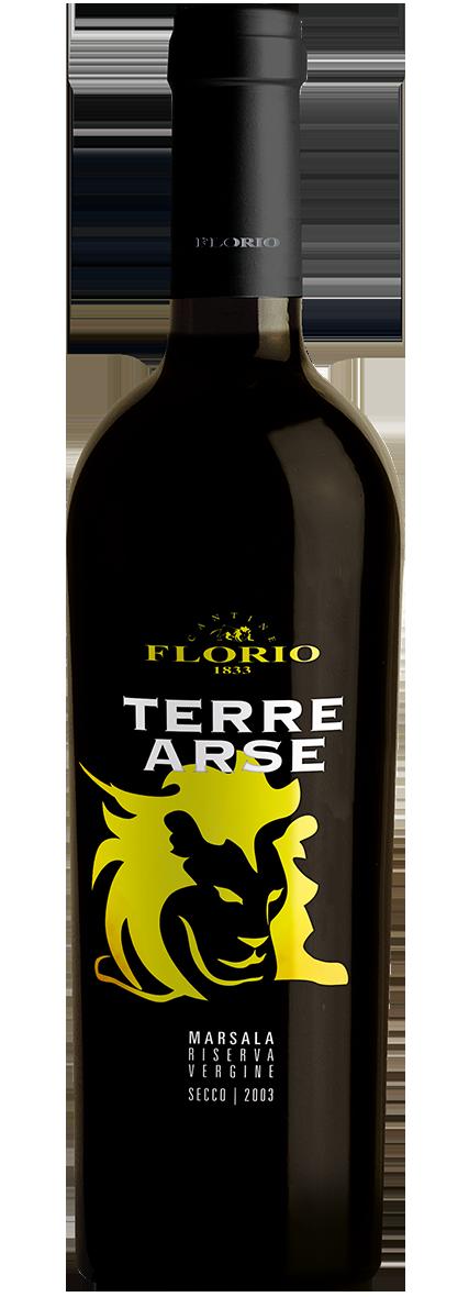 Bottiglia Vino Terre Arse