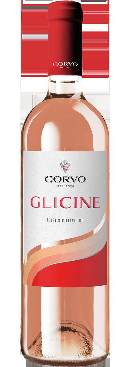 Bottiglia Vino Corvo Glicine <span class='rimpi'>Rosa</span>
